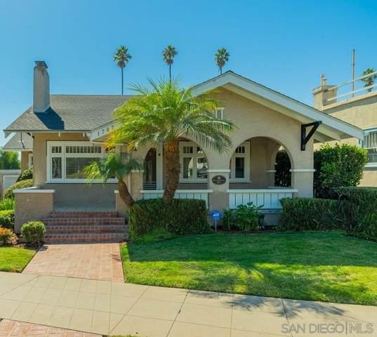 1787 Fort Stockton, San Diego, CA 92103 (#210029125) :: Keller Williams - Triolo Realty Group