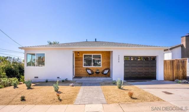 2404 Montclair St, San Diego, CA 92104 (#210029129) :: Neuman & Neuman Real Estate Inc.