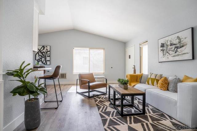 3682 Nile St #4, San Diego, CA 92104 (#210029135) :: Neuman & Neuman Real Estate Inc.