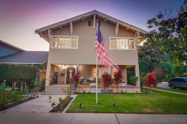 1100 Isabella Avenue, Coronado, CA 92118 (#210029137) :: PURE Real Estate Group