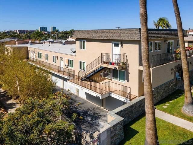 3674-76 Villa Terrace, San Diego, CA 92104 (#210029171) :: Neuman & Neuman Real Estate Inc.