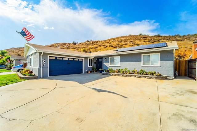13122 Casa Grande Ave, Lakeside, CA 92040 (#210029196) :: Rubino Real Estate