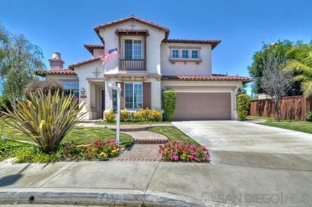 2154 Vista La Nisa, Carlsbad, CA 92009 (#210029204) :: Windermere Homes & Estates