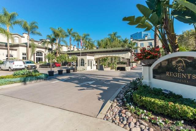 9253 Regents Rd A206, San Diego, CA 92037 (#210029225) :: Neuman & Neuman Real Estate Inc.