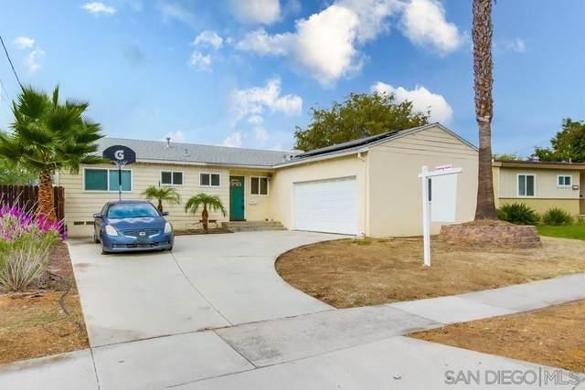 5680 Marengo Ave, La Mesa, CA 91942 (#210029238) :: Windermere Homes & Estates