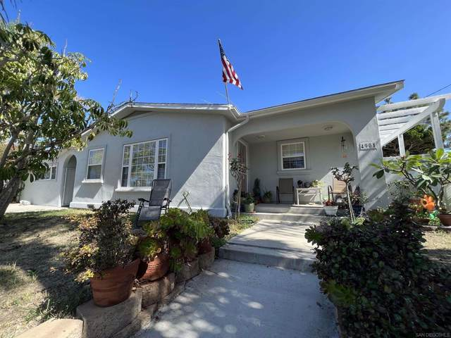 4901 W Mountain View Dr, San Diego, CA 92116 (#210029245) :: Windermere Homes & Estates