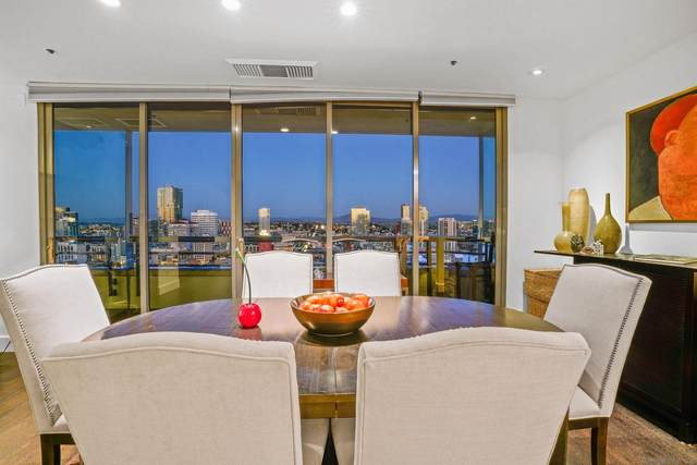 700 Front St #1808, San Diego, CA 92101 (#210029246) :: The Todd Team Realtors