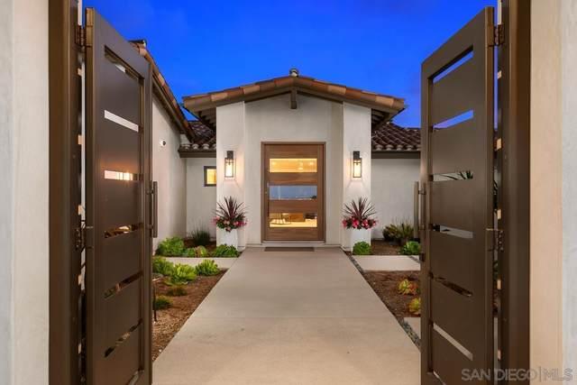 2265 Calle Tiara, La Jolla, CA 92037 (#210029254) :: The Todd Team Realtors