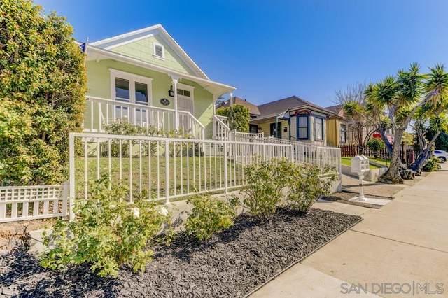 443-445 19th, San Diego, CA 92102 (#210029255) :: Neuman & Neuman Real Estate Inc.