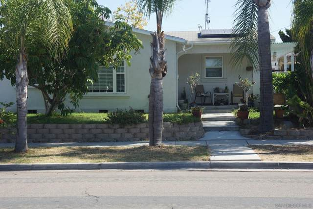 4901 W Mountain View Dr, San Diego, CA 92116 (#210029264) :: Windermere Homes & Estates