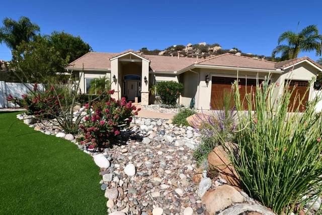 1038 Rachelle Way, El Cajon, CA 92019 (#210029267) :: The Todd Team Realtors