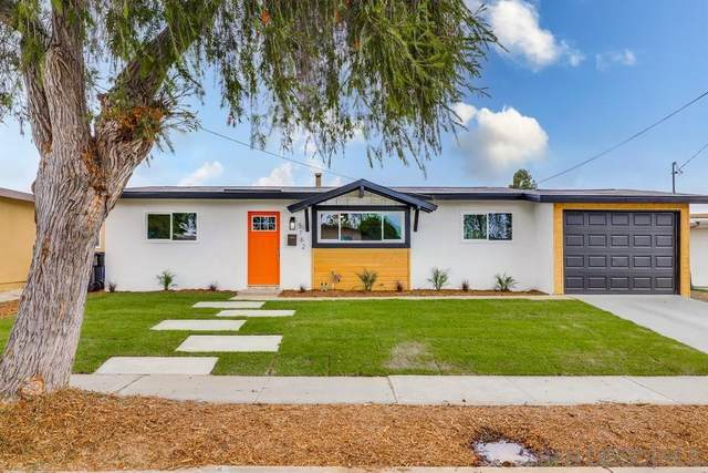 5162 Bellvale Ave, San Diego, CA 92117 (#210029268) :: The Todd Team Realtors