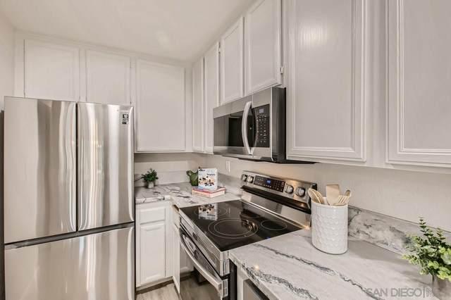 4262 Parks Ave #106, La Mesa, CA 91941 (#210029276) :: Windermere Homes & Estates