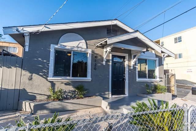 4120 Polk Ave, San Diego, CA 92105 (#210029277) :: Windermere Homes & Estates