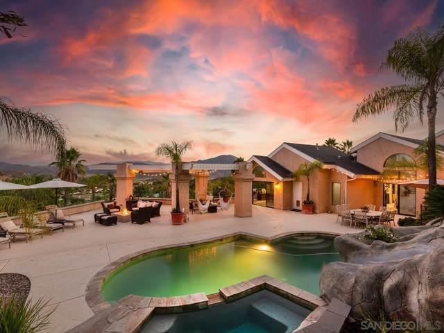 11630 11630 Shadowglen Rd, El Cajon, CA 92020 (#210029282) :: Windermere Homes & Estates