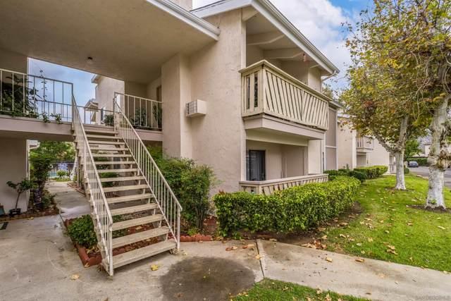 520 Sandalwood Place #7, Escondido, CA 92027 (#210029288) :: Keller Williams - Triolo Realty Group
