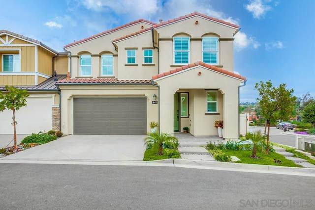 647 Manzanita Lane, Encinitas, CA 92024 (#210029289) :: PURE Real Estate Group