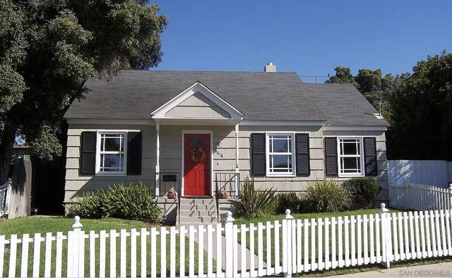 3614 Voltaire St, San Diego, CA 92106 (#210029294) :: Keller Williams - Triolo Realty Group