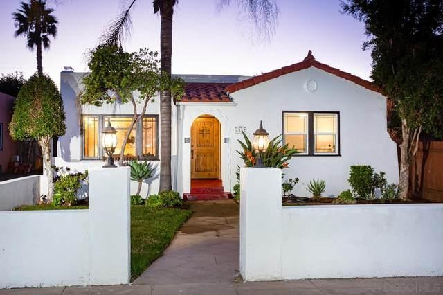 4552 Marlborough Dr, San Diego, CA 92116 (#210029298) :: Windermere Homes & Estates