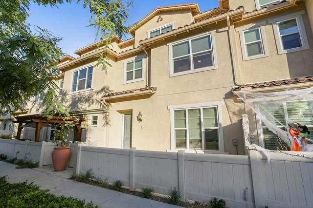 1435 Santa Diana Rd #7, Chula Vista, CA 91913 (#210029313) :: Neuman & Neuman Real Estate Inc.