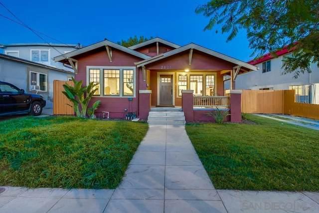 2121 Dale St., San Diego, CA 92104 (#210029319) :: Neuman & Neuman Real Estate Inc.