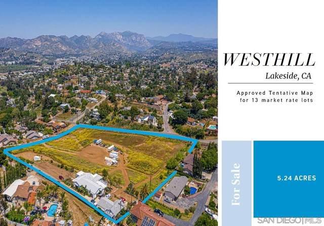 9212 Westhill Rd. #00, Lakeside, CA 92040 (#210029320) :: Rubino Real Estate