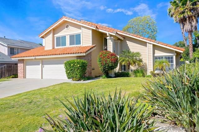 1908 Hummock Ln, Encinitas, CA 92024 (#210029321) :: PURE Real Estate Group