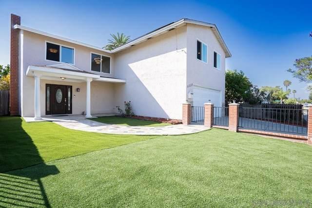 4350 Mount Abernathy Ave, San Diego, CA 92117 (#210029323) :: Windermere Homes & Estates