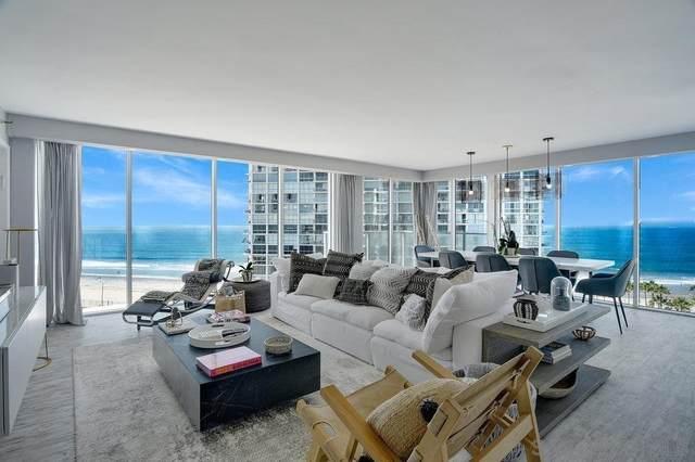 1820 Avenida Del Mundo #1002, Coronado, CA 92118 (#210029327) :: PURE Real Estate Group