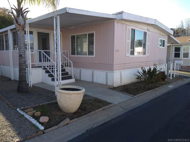 525 El Norte Parkway #256, Escondido, CA 92026 (#210029334) :: Neuman & Neuman Real Estate Inc.