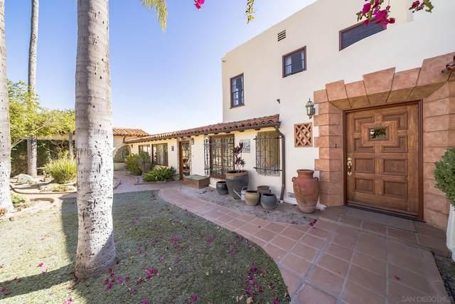 4321 Alder Drive, San Diego, CA 92116 (#210029335) :: Windermere Homes & Estates