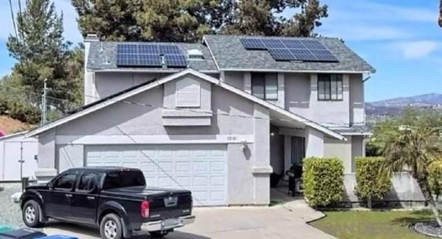 12181 Gay Rio Drive, Lakeside, CA 92040 (#210029337) :: Neuman & Neuman Real Estate Inc.