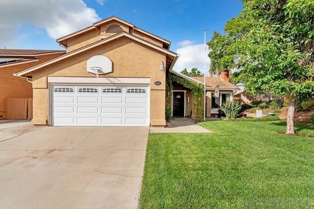 10006 E Glendon Cir, Santee, CA 92071 (#210029375) :: PURE Real Estate Group