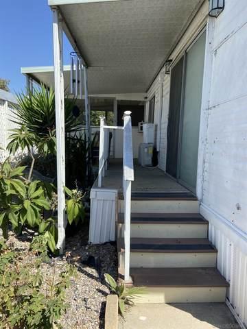 351 E Bradley Ave #81, El Cajon, CA 92021 (#210029376) :: Neuman & Neuman Real Estate Inc.