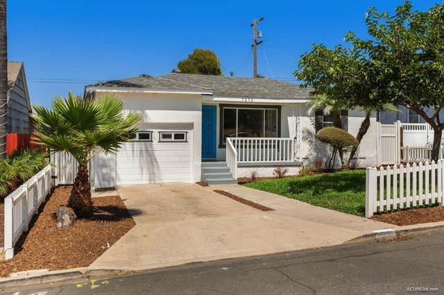 7270 Cornell Ave, La Mesa, CA 91942 (#210029406) :: Neuman & Neuman Real Estate Inc.