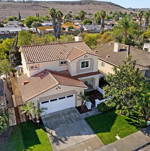 12735 Oak Knoll Rd, Poway, CA 92064 (#210029410) :: Rubino Real Estate