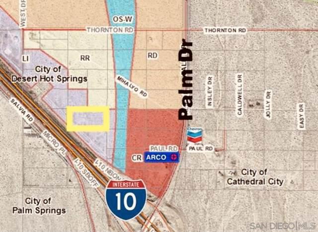 66200 Whipple Road #1, Desert Hot Springs, CA 92240 (#210029428) :: Windermere Homes & Estates