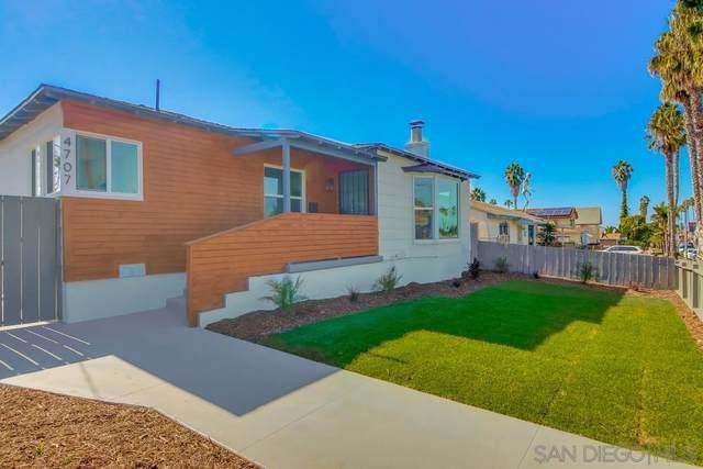 4707 Newport Ave, San Diego, CA 92107 (#210029461) :: Windermere Homes & Estates