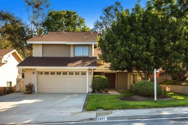 2041 Seca St, El Cajon, CA 92019 (#210029480) :: PURE Real Estate Group