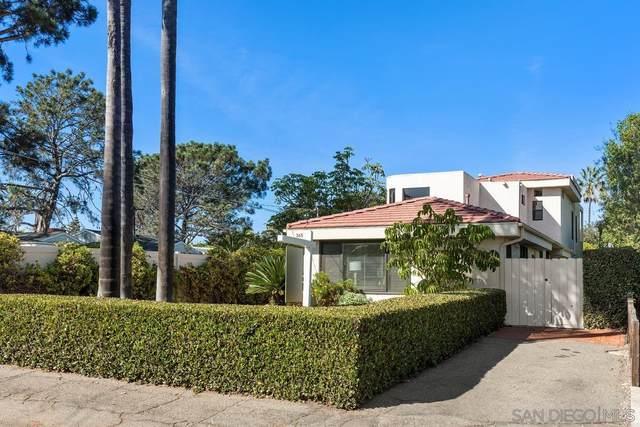 365 Arroyo Dr, Encinitas, CA 92024 (#210029484) :: PURE Real Estate Group