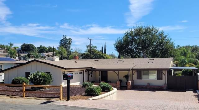 235 Green Ave, Escondido, CA 92025 (#210029507) :: PURE Real Estate Group