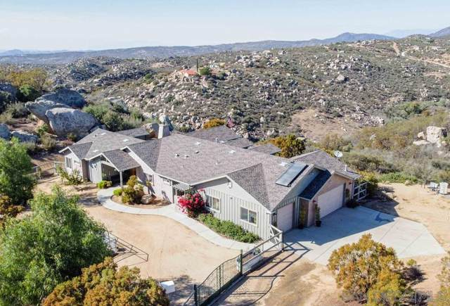 41575 Rolling Hills Dr, Aguanga, CA 92536 (#210029509) :: Rubino Real Estate