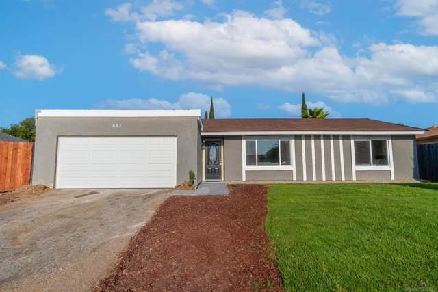 802 El Caminito Rd, Fallbrook, CA 92028 (#210029530) :: Carrie Filla & Associates