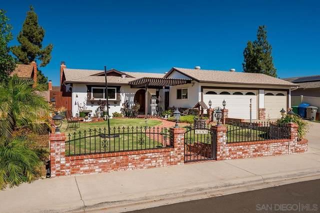 9180 Via De Juan, Santee, CA 92071 (#210029535) :: PURE Real Estate Group