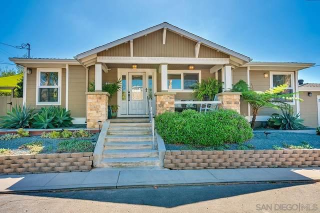 2867 Hawthorn St, San Diego, CA 92104 (#210029543) :: Neuman & Neuman Real Estate Inc.