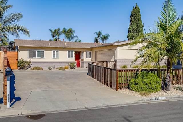 819 Via Juanita, San Marcos, CA 92078 (#210029549) :: PURE Real Estate Group