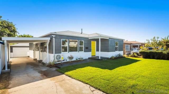 737 41st St., San Diego, CA 92102 (#210029570) :: Neuman & Neuman Real Estate Inc.