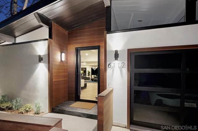 6112 La Pintura Dr, La Jolla, CA 92037 (#210029580) :: Neuman & Neuman Real Estate Inc.