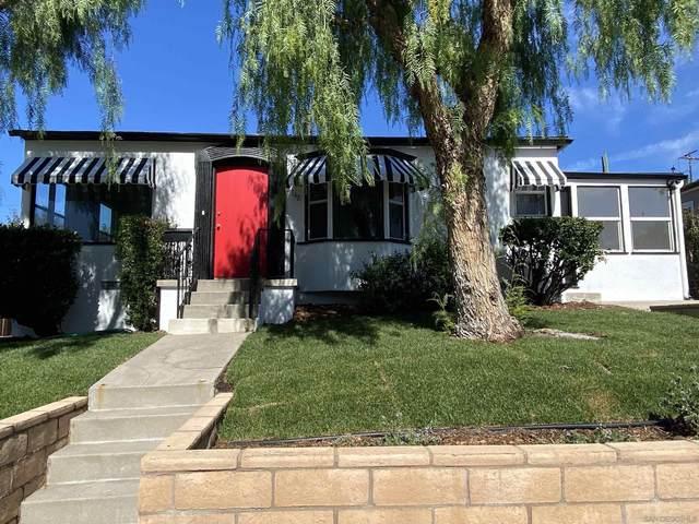 6348 Malcolm Dr., San Diego, CA 92115 (#210029602) :: Carrie Filla & Associates