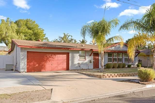 9028 Davenrich St, Spring Valley, CA 91977 (#210029620) :: Windermere Homes & Estates